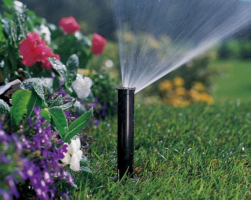 Lawn Sprinkler System Repair